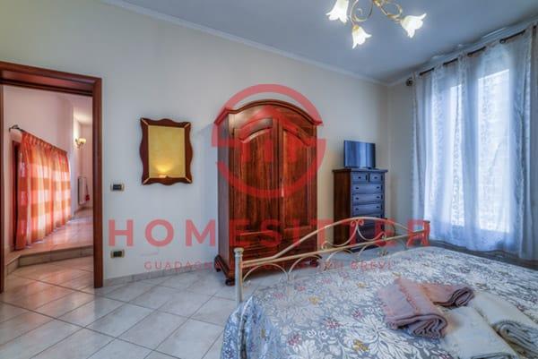 camera a casa di nonna sarina